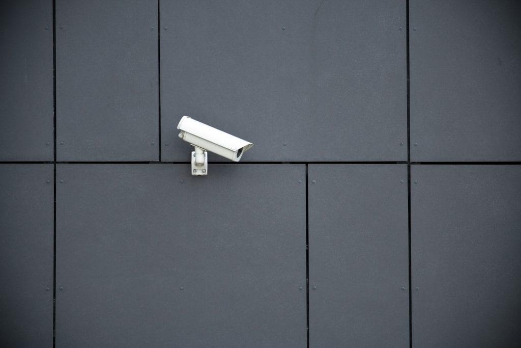 beveiligings-camera-om-pand-te-beveiligen